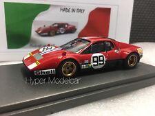 MG MODEL 1/43 Ferrari 365 GTB/488 #99 Ch.18095 24h Le Mans 1975 Art. BB43006