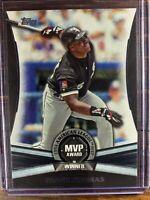 Frank Thomas Baseball Card #MVP-5 Topps MVP Winner Chicago White Sox SSP MLB HOF