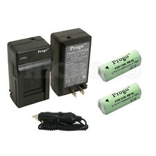 2 NB-9L Battery + Charger Kit For Canon Powershot  N ELPH 530 HS 520 HS 510 HS