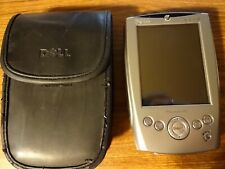 Dell Axim X5 Pocket Pc Windows Mobile Pda With Leather Case (Stock S5)