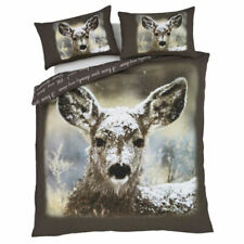 Catherine Lansfield Animal Print Bedding Sets & Duvet Covers with Duvet Covers