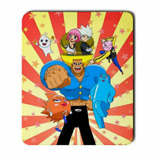 Bobobo-bo Bo-bobo japanese anime vibrant pc mouse pad