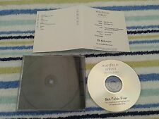 Ben Folds Five ‎– The Unauthorized Biography Of Reinhold Messner CD Test Press