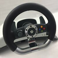 Xbox 360 Force Feedback Wireless Racing Wheel, WRW01 Replacement WHEEL UNIT ONLY