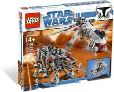 *BRAND NEW* LEGO Republic Dropship with AT-OT Walker 10195
