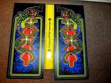 Centipede Arcade Cabinet Side Art Kickplate Bartop Tabletop Video Game Graphics