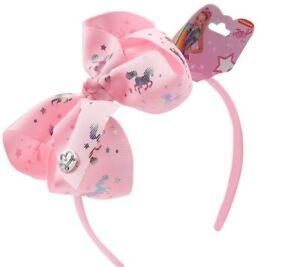 🦄NEW Jojo Siwa Pink Unicorn Headband