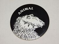 "VINTAGE 1980  2 1/2""  ANIMAL ALLIGATOR PINBACK  BUTTON"