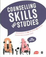 Counselling Skills and Studies by Fiona Ballantine Dykes 9781473980990