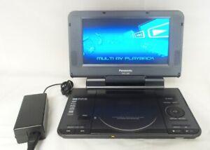 Panasonic Portable DVD Player - VGC (DVD-LS84)