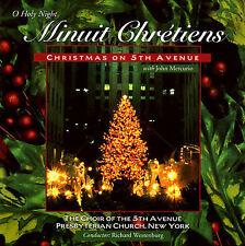 Minuit Chretiens - Christmas on Fifth Avenue 1997 by John Mercurio; The Choir of