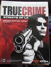 True Crimes: Streets of LA Official Strategy Guide by BradyGames (Paperback,...