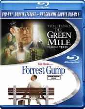 The Green Mile/Forrest Gump (Blu-ray Disc, 2013, 2-Disc Set) Tom Hanks