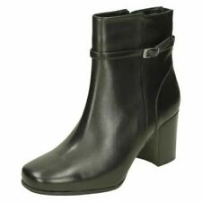Ladies Clarks Ankle Boots Kensett Diana