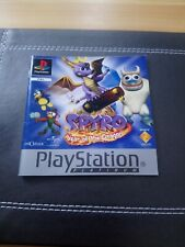 PS1...SPYRO YEAR OF THE DRAGON...MANUAL ONLY