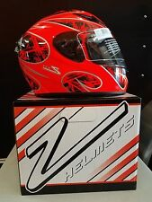 Zamp Helmet FS-8 Go-Kart / Motorcycle Helmet - FREE SHIPPING