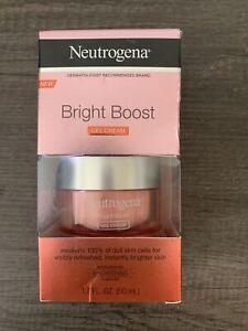 Neutrogena Bright Boost Gel Cream 1.7oz NEW