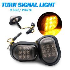 Moto 9 LED Signal de lumière clignotant Indicateur yamaha Honda Suzuki Kawasaki