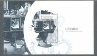 Gibraltar-Queen Elizabeth 70th Birthday min sheet-Royalty mnh