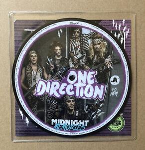 "New One Direction Midnight Memories 7"" Vinyl Harry Styles Niall Zayn Liam Louis"