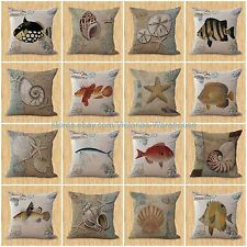 lot of 15 wholesale coastal living sealife cushion cover pillow covers for couch