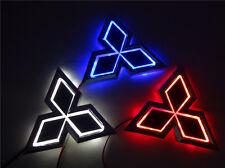 5D LED Car Logo Light Auto Badge Light Rear Emblem Lamp For Mitsubishi GALANT-09