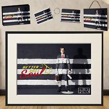 Better Call Saul show televisivo Netflix-POSTER stampati TV ART frame + accessori regalo