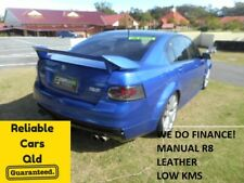 HSV CLUBSPORT R8 MANUAL VE UTE HOLDEN COMMMODOREsuit fgxr8turbo toyota
