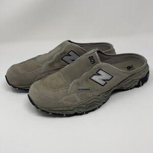 New Balance 801 Slide Sneakers Men's Gray Size 12