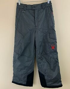 SPYDER Youth Kid's Spylon Waterproof Breathable Ski Snow Pants Size 12 NEW