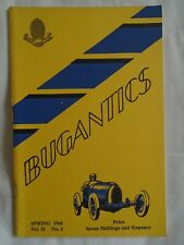 Bugantics Spring 1968 Vol 31 No 1