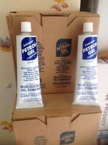 For Slush and Ice Cream Machines, 2 Tubes Food Safe Lubricant. FIRST CLASS del.