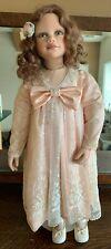 """32"""" Virginia Ehrlich Turner Doll - """"Paris"""" - SIGNED - w/ Cert of Auth - RARE"""