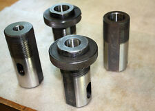 "Morse Taper Drill Socket Tool Holder Bushings, 2"" Shank Diameter, 4 Pcs. Set"
