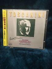 Sealed! Japan Toscanini Brahms Symphony No. 4 Tragic Overture R32C-1022 RCA
