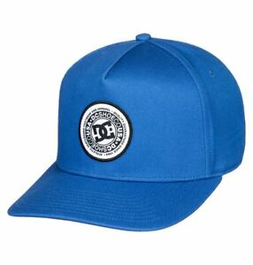 DC SHOES REYNOTTS 2 SNAPBACK MENS CAP NAUTICAL BLUE ADYHA03903 BQR0