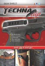 Techna Clip IWB Belt Clip for S&W M&P Shield  9mm and .40 Technaclip SHBR