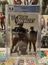 Young Avengers #6 CGC 9.8 1st Cassie Lang as Stature Appearance Kate Bishop MCU