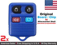 2x New OEM Keyless Entry Remote Control Key Fob For Ford Lincoln Mercury