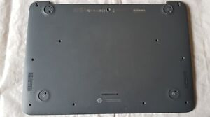 HP CHROMEBOOK 14 14-X006NA GENUINE LOWER BOTTOM CHASSIS JTE32Y09TP503 GREY