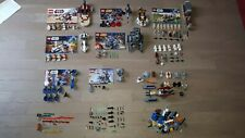 Lot 12 – Lego STAR WARS – lots vaisseaux / figurines / armes
