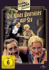 DVD * DIE MARX BROTHERS AUF SEE # NEU OVP=+