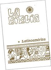 LA BIBLIA LATINOAMERICA CATÓLICA ED. PASTORAL DE BOLSILLO, BLANCA, EN ESPAÑOL