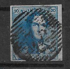 Belgium - 1849 - COB 2A - SCOTT 2 - NICE - Used -