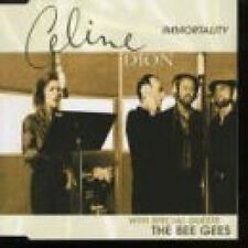 Céline Dion Immortality (1998, & Bee Gees) [Maxi-CD]