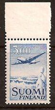 FINLAND 1963 AIRPLANE SC # C9a MNH