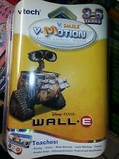 Vtech V.Smile Motion Active Learning Games Disney Pixar Wall.e  Ages 3-5