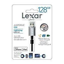 Memoria USB 3.0 Lexar 128GB Jumpdrive
