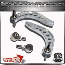 2006 2007 2008 2009 2010 Honda Civic Rear Upper Camber Arms Kit Silver 1.8L 2.0L