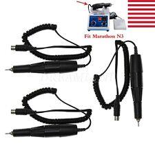 Dental Electric Micromotor Handpiece 35krpm Marathon N3 Polishing Unit Burs Hg